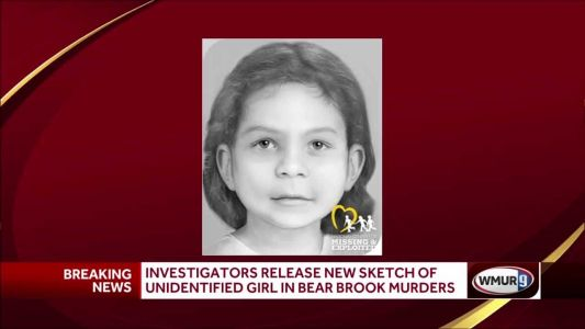 New rendering released for unidentified girl found in barrel in decades-old homicide