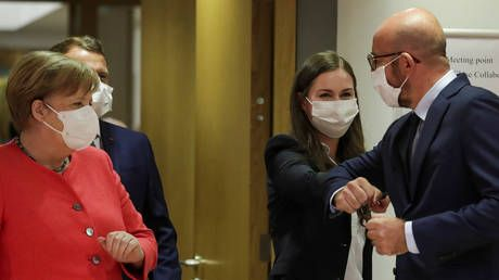 Finland recommends face masks in public for first time