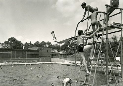 Fun in the sun and under the stars: What summer used to look like in Pittsburgh