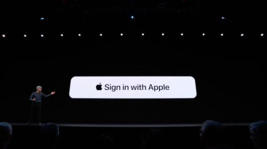 Apple under investigation for 'Sign in with Apple' button