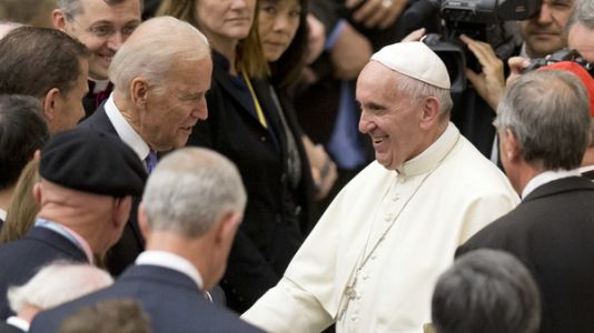 In Pope Francis, Biden Has A Potential Ally - Who Shares The Same Catholic Detractors