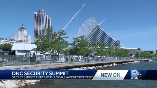 2020 DNC security team holds planning summit in Milwaukee