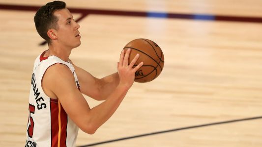 How Heat's Duncan Robinson went from a Division III school to starting in the NBA Finals