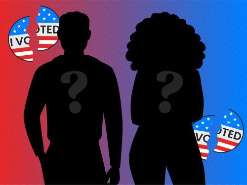 Every non-voter has a story. 2 of the 100 million tell us why they're skipping the polls