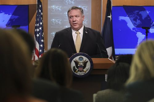 Pompeo deflects criticism of Yovanovitch's ouster