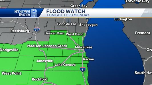 Videocast: Heavy Rain And Flooding Potential