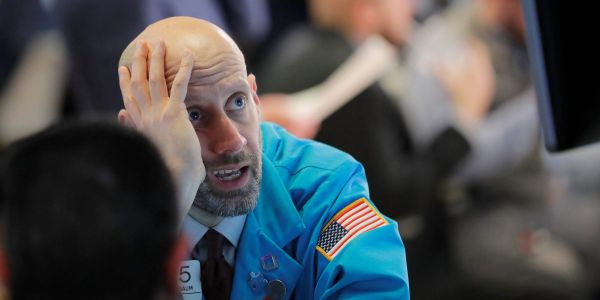 Nasdaq tumbles 2% as inflation fears continue tech-fueled market sell-off