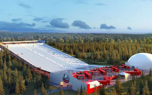 Florida's first snow park set to open next year in Dade City