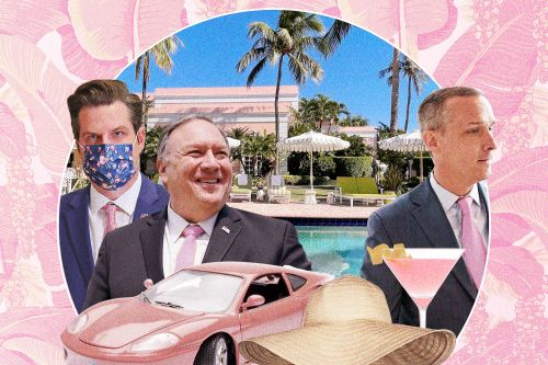 Forty Dollar Chicken, Ferraris and Mesh Masks: Two Months in Donald Trump's Fauci-Free Palm Beach Utopia