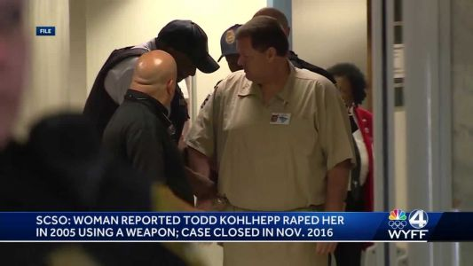 Police report reveals woman accused Todd Kohlhepp of 2005 rape day after Kala Brown rescued