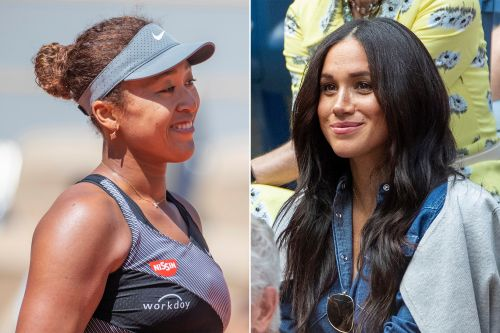 Naomi Osaka says Meghan Markle supported her after French Open exit