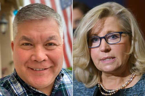Liz Cheney faces new challenger for House seat amid growing GOP backlash