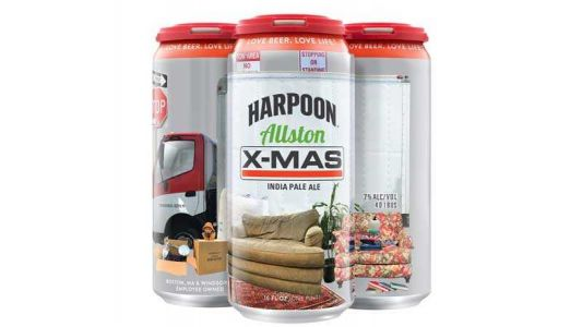 Harpoon's newest creation celebrates the most Boston holiday
