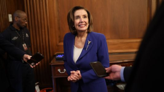 Pelosi To Create Bipartisan Committee To Oversee Coronavirus Response