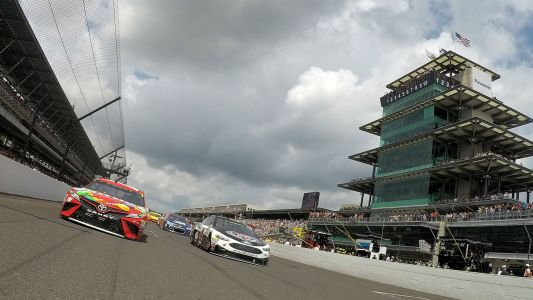 What time does the NASCAR race start today? Schedule, TV channel for Brickyard 400