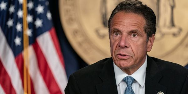 Cuomo says he won't resign following sexual harassment allegations, insists he 'never touched anyone inappropriately'