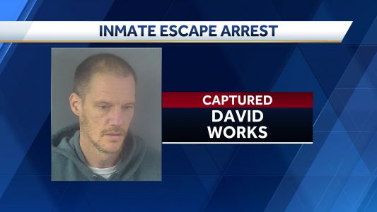 Nelson County inmate captured after escaping from transport truck