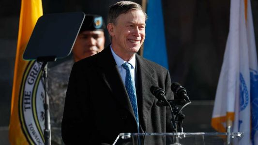 Former 2020 candidate John Hickenlooper says he's running for Senate