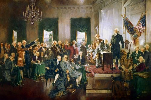 How a Gerrymander Nearly Cost Us the Bill of Rights