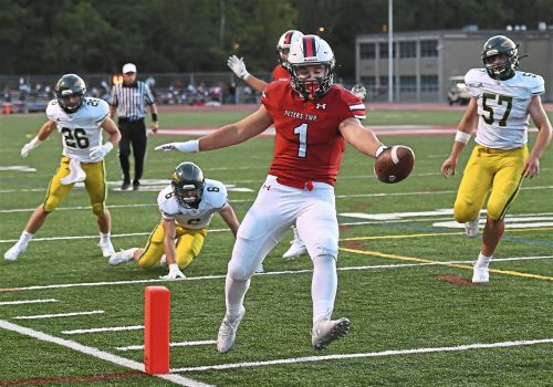 WPIAL Week 2 Friday night high school football scoreboard