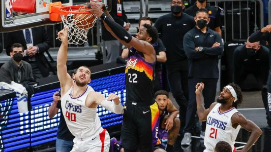 How Suns perfectly executed game-winning play - and why goaltending didn't apply on Deandre Ayton's dunk