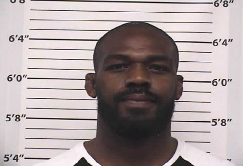 MMA fighter Jon 'Bones' Jones arrested for DWI