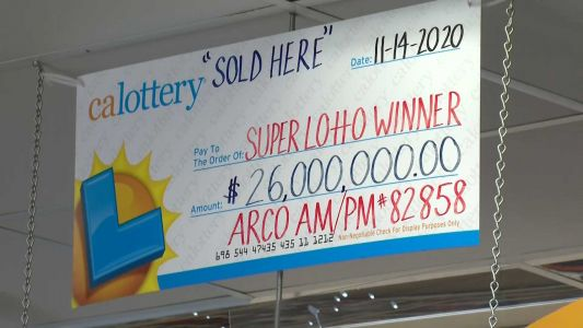 Woman says she lost $26 million winning lottery ticket by accidentally putting it through the wash