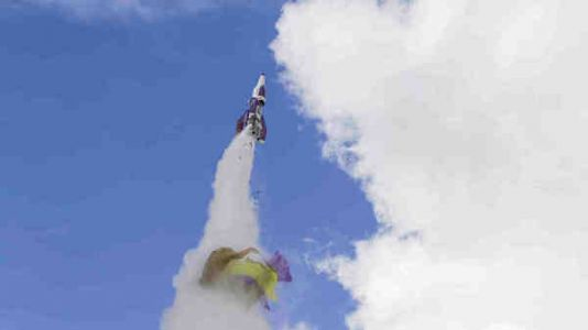 Daredevil 'Mad' Mike Hughes, Who Backed Flat-Earth Beliefs, Dies in Homemade Rocket Launch