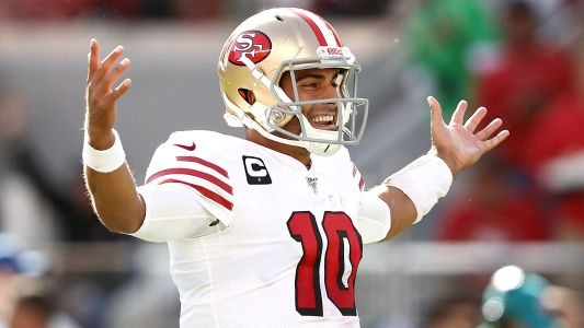 Jimmy Garoppolo's girlfriend: Who is the 49ers quarterback dating?
