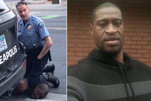 Police footage shows George Floyd's last words: 'Man, I can't breathe'