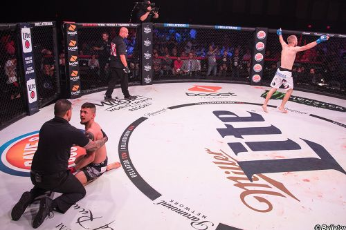 Michael McDonald def. Eduardo Dantas at Bellator 202: Best photos