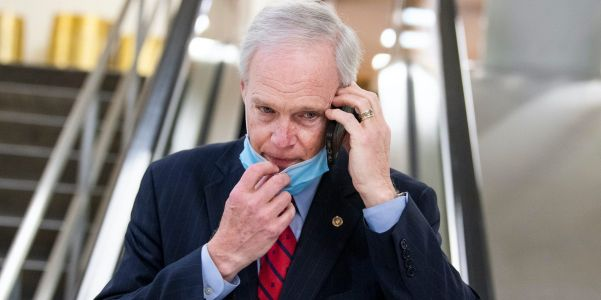 Republican Sen. Ron Johnson says there's 'no reason to be pushing vaccines on people' in interview with right-wing radio host