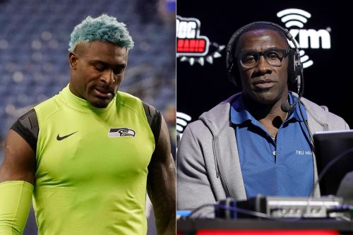 DK Metcalf gets into explosive Twitter feud with Shannon Sharpe
