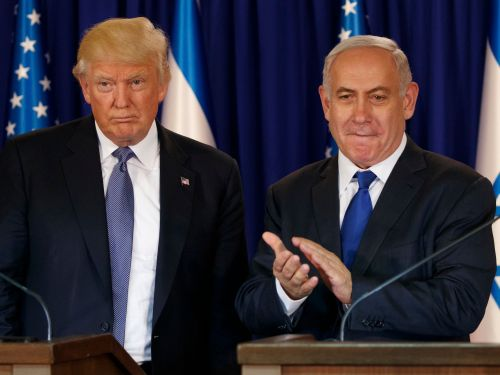Israeli PM Benjamin Netanyahu was indicted on corruption charges while in Washington for the unveiling of Trump's Mideast peace plan