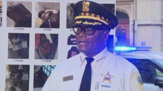 Chicago police say they're preparing for weekend to avoid repeat of downtown looting