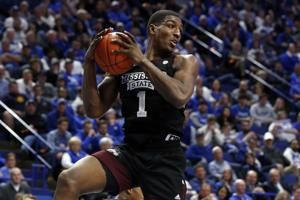 Mississippi State forward Reggie Perry enters NBA draft