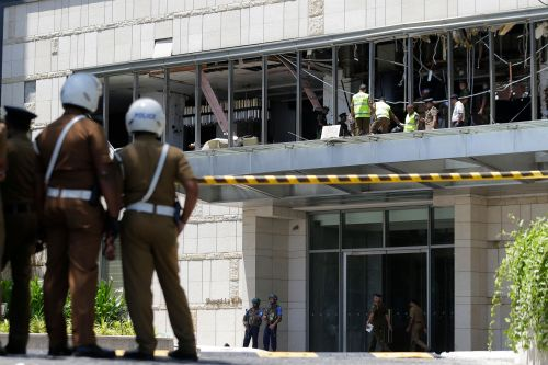 7 arrested in Sri Lanka Easter bombings as death toll rises