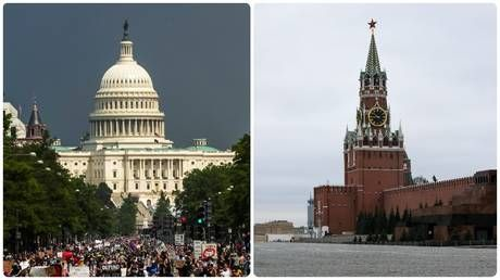 US-Russian relations 'remain at almost-bottom point,' unbefitting of leading nuclear powers - Kremlin