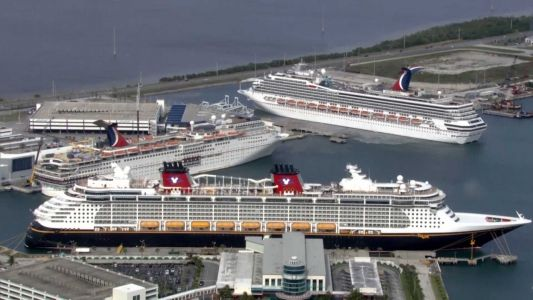 Travel agent says more people are inquiring about cruising again