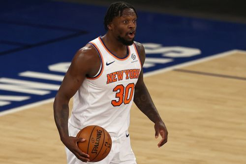 Knicks fans have nothing 'to worry about' with Julius Randle's braids in place