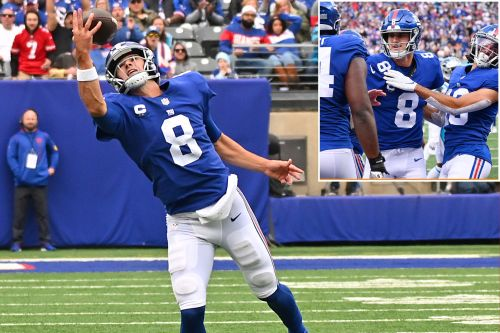 Incredible catch may have told Giants everything about Daniel Jones