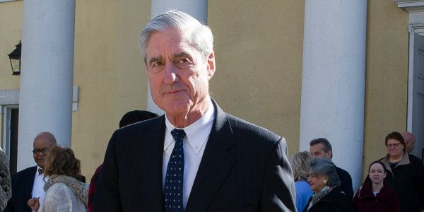 Read the full report from special counsel Robert Mueller