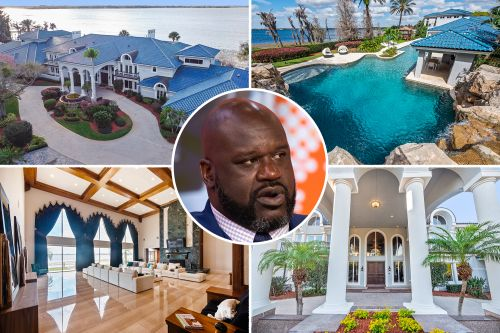 Shaquille O'Neal finally scores a buyer for Florida mansion