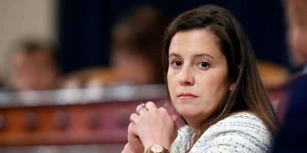 Rep. Elise Stefanik backs the controversial GOP-sanctioned recount of 2020 election ballots in Arizona
