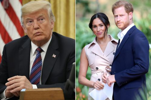Trump says US will not pay for Prince Harry, Meghan Markle's security