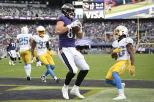 Baltimore's Andrews among the NFL's elite tight ends