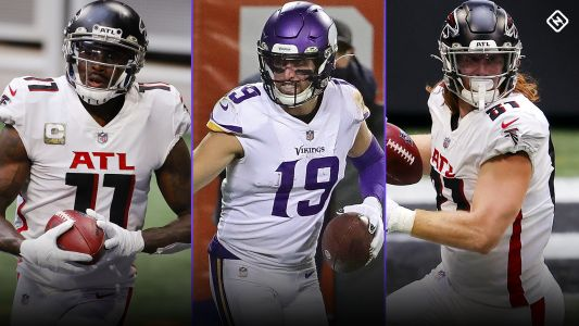 Fantasy Injury Updates: Julio Jones, Adam Thielen, Hayden Hurst, more affecting Week 12 start-sit calls