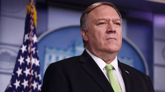 Pompeo Won't Say Whether He Owes Yovanovitch An Apology. 'I've Done What's Right'