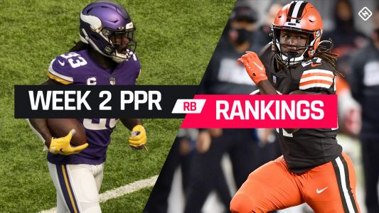 Week 3 Fantasy Football Running Back PPR Rankings