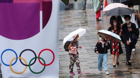 Japanese officials scrap public viewing events at ill-fated Tokyo Olympics citing Covid fears